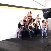 Jogha badass collection fotoshoot met de grootste fit influencers voor in Cosmo