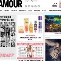Fitgirlcode samenwerking met Glamour