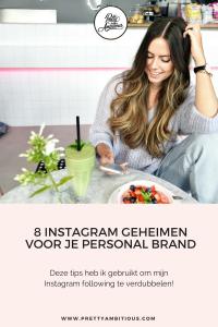 instagram groeien