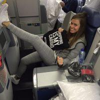 Met Nike business class naar New York vliegen voor een persreis