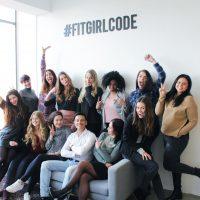 2015 Het Jogha en Fitgirlcode team