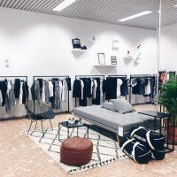 De Jogha pop-up shop op de Coolsingel in Rotterdam